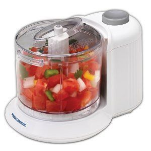 Black & Decker One Touch Electric Chopper