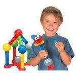 Mega Bloks Magtastik Preschool Magnetic Building System