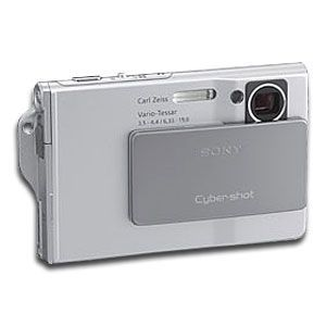 Sony - Cybershot T7 Digital Camera
