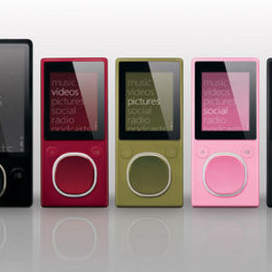 Microsoft - Zune (4GB) Media Player