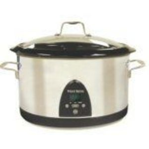 West Bend Electronic Crockery Cooker 84396