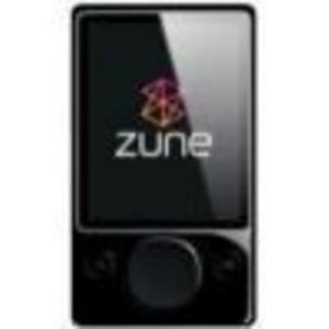 Microsoft - Zune (120GB) Media Player