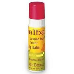 Alba Botanica Passion Fruit Nectar Lip Balm