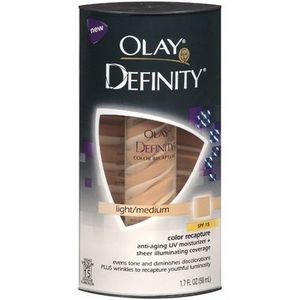 Olay Definity Color Recapture Anti-Aging UV Moisturizer