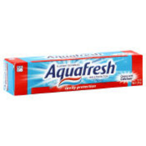 Aquafresh Cavity Protection