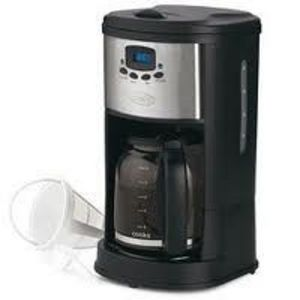 Cooks 12 Cup Programable Coffee Maker Reviews Viewpoints.com