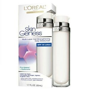 L'Oreal Skin Genesis Daily Moisturizer SPF 15