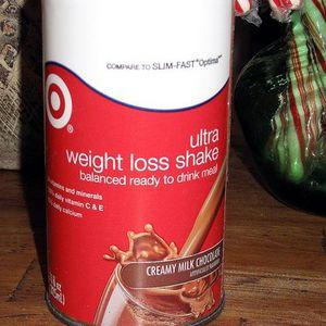 Target Ultra Weight Loss Shake