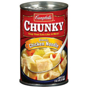 Campbell's CHUNKY Classic Chicken Noodle