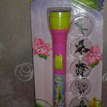 Disney Fairies TinkerBell Light Up Projector