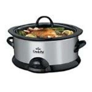 Rival Smart-Pot 6-Quart Slow Cooker