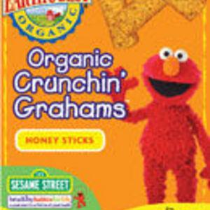 Earth's Best Organic Crunchin' Grahams - Honey Sticks