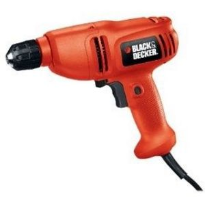 Black & Decker 3/8 inch Corded Variable Speed Reversible Hammer Drill