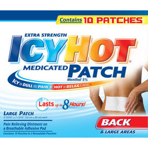 Icy Hot Medicated Patch