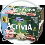 Dannon Activia Light Fat Free Yogurt