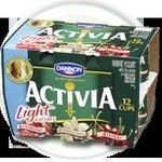 Dannon Activia Light Fat Free Yogurt