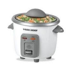 Black & Decker 3-Cup Rice Cooker (RC3203)