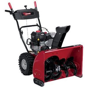 "Craftsman 28"" Dual-Stage Snow Blower"