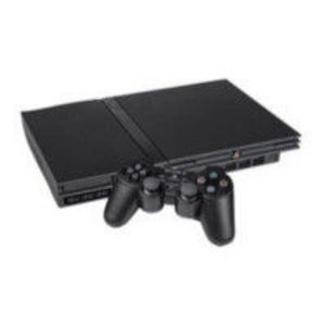 Sony - PlayStation 2 Slim Game Console