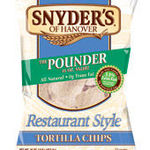 Snyder's of Hanover - Restaurant Style Tortilla Chips