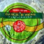 Trader Joe's Garlic & Herb Pizza Dough