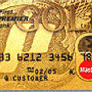 First Premier Bank - Gold MasterCard