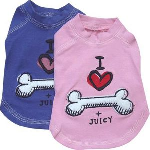 Juicy Couture Designer Dog Clothes