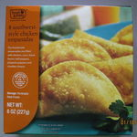 Fresh & Easy Southwest-Style Chicken Empanadas