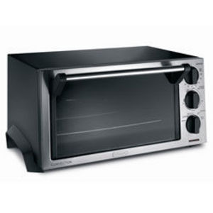 DeLonghi EO1270 6 Slice Convection Toaster Oven Stainless Steel