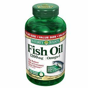 Nature 39 s bounty fish oil reviews for Nature s bounty fish oil review