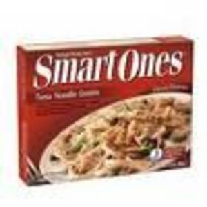 Weight Watchers Smart Ones Tuna Noodle Gratin