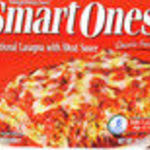 Weight Watchers Smart Ones Lasagna Bake with Meat Sauce