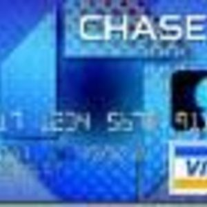 Chase - Rewards Visa Card