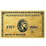 American Express - Gold Credit Card