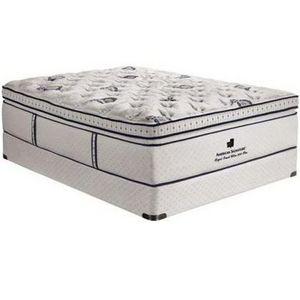 American Signature Royal Touch Ultra Pillow Top Mattress