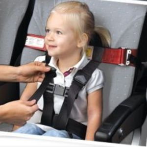 AmSafe Aviation Cares -- Kids Fly Safe