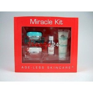 Freeze 24/7 Miracle Kit (4 Product w/ Lip Plumper)
