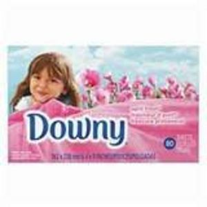 Downy Fabric Softener Sheets