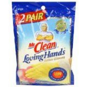 Mr. Clean Loving Hands Latex Gloves