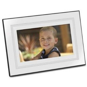 Kodak - Digital Picture Frame with Quick Touch Border
