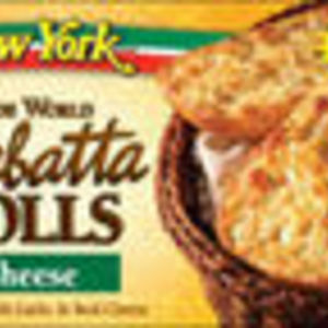 New York Olde World Cheese Ciabatta Rolls