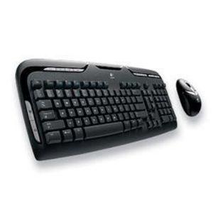 Logitech ex110 Cordless Desktop Mouse & Keyboard