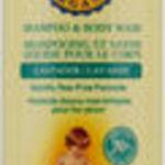 Earth's Best Organic Shampoo & Body Wash