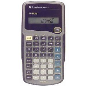 Texas Instruments - Scientific Calculator TI-30Xa