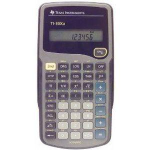 Texas Instruments - Scientific Calculator TI-30Xa