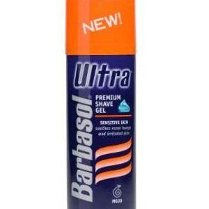 Barbasol Ultra Premium Shave Gel - Sensitive Skin