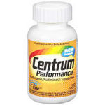 Centrum Performance Multivitamin/Multimineral Supplement