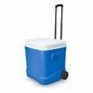 Igloo Ice Cube 60-quart Roller Cooler