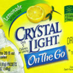 Crystal Light - Lemonade