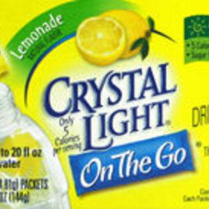 Crystal Light - Lemonade